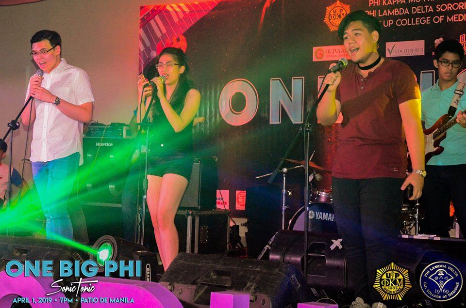 One Big Phi 2019: Sonic Tonic – Phi Kappa Mu